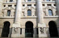 Borsa Milano Piazza Affari