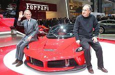 Ferrari: Montezemolo - Marchionne