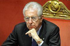 Mario Monti bollettino Banca Italia