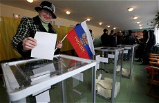 Referendum Crimea Russia