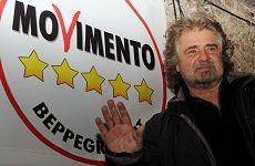 Movimento 5 stelle Beppe Grillo