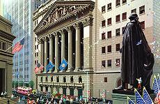 Borsa Wall Street