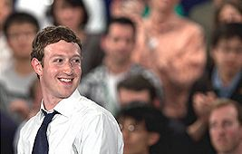 Zuckerberg ceo facebook