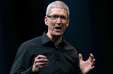 Tim Cook amministratore Apple