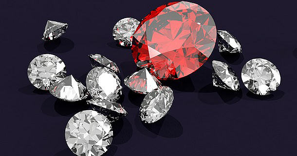 Investimento in diamanti